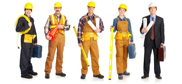 Услуги строительной компании
