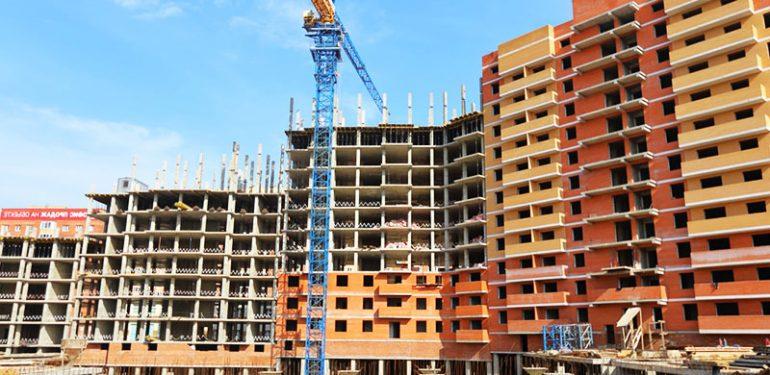 Заказать строительство жилого дома